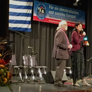 Dieter Hooge, Daniella Baumeister